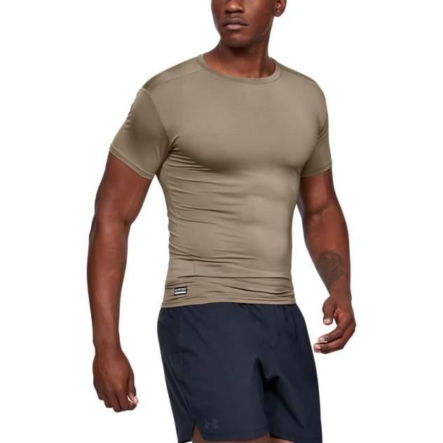Футболка Under Armour Tactical HeatGear® Compression, серый