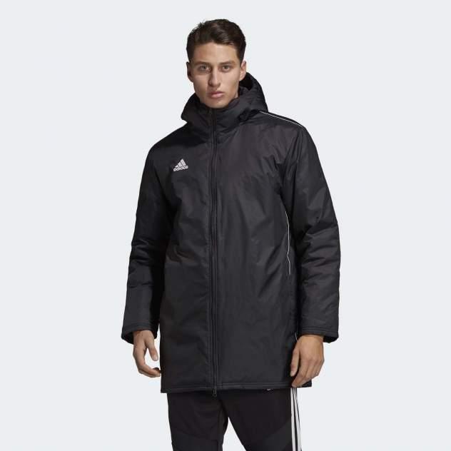 Куртка мужская Adidas CORE18 STD JKT черная XL