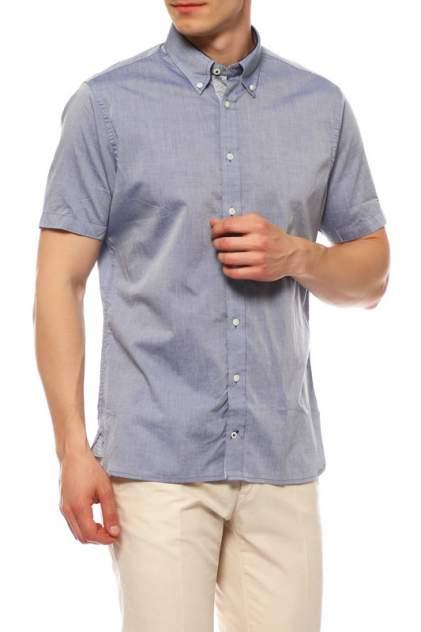 Рубашка мужская Tommy Hilfiger 0887828318 984, голубой