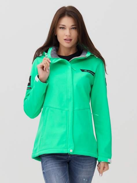 Спортивная куртка MTFORCE 2034, зеленый