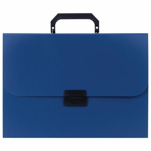 Папка для документов мужская Staff 229242 синяя