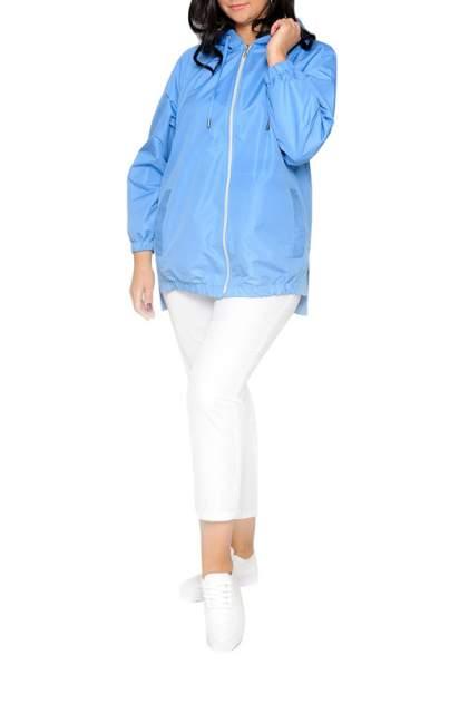 Ветровка женская Limonti 759301 синяя 64