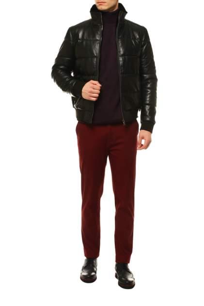 Кожаная куртка мужская VITTORIO VENETO VV-17 черная 56