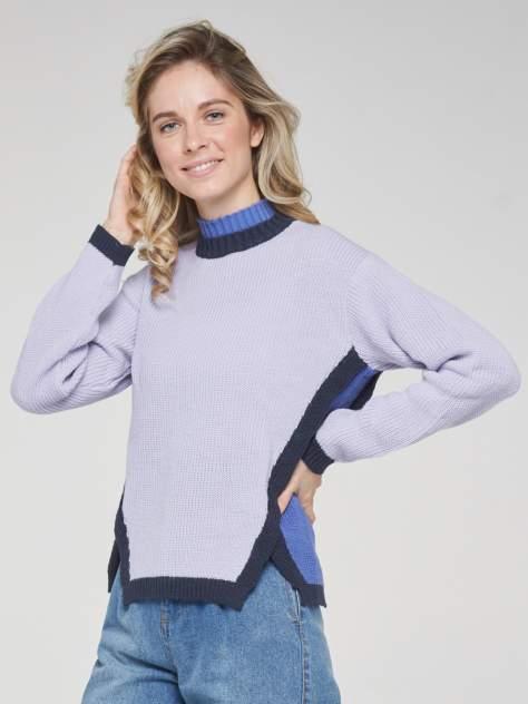 Джемпер женский VAY 202-41014 фиолетовый 48