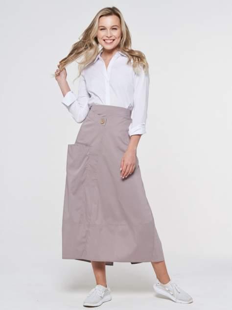 Женская юбка VAY 201-3594, бежевый