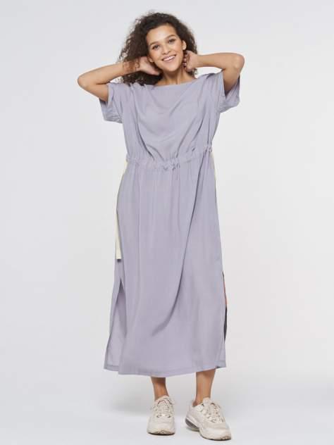 Женское платье VAY 201-3584, серый
