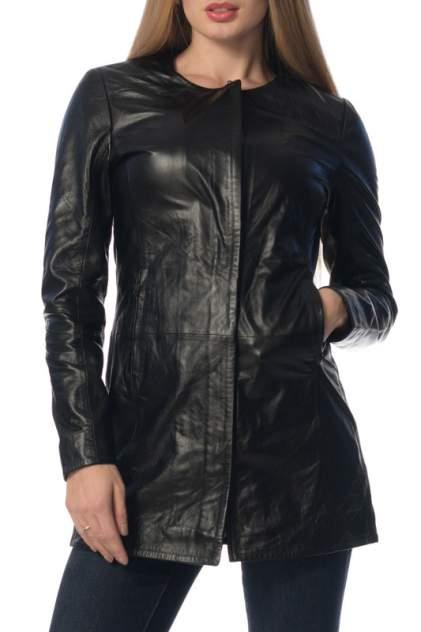 Кожаная куртка женская HERRMANN JAYLEE черная 36