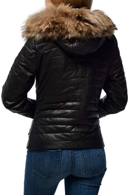 Кожаная куртка женская DAYTONA AMEDINE черная M