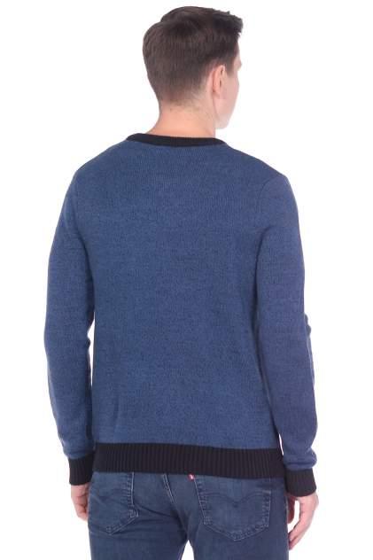 Пуловер мужской  Baon B639534, синий