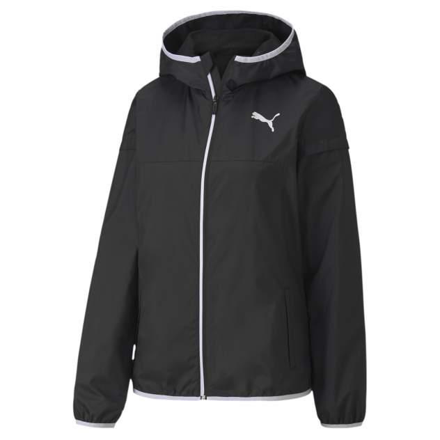 Спортивная куртка PUMA Essentials Solid Windbreaker, черный