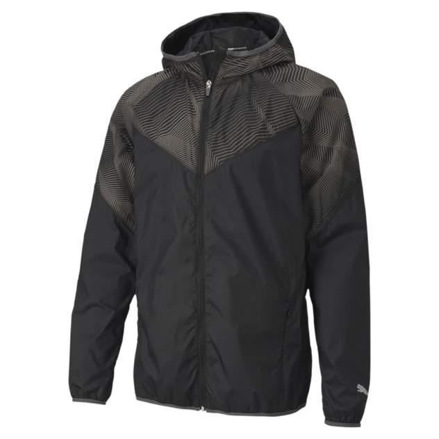 Ветровка мужская Puma Last Lap Graphic Jacket черная S