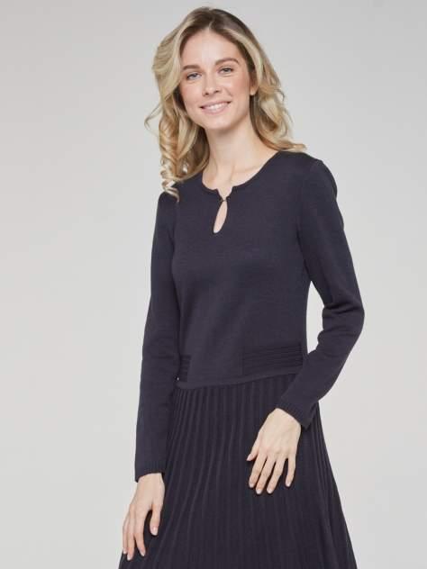 Женское платье VAY 202-2445, серый