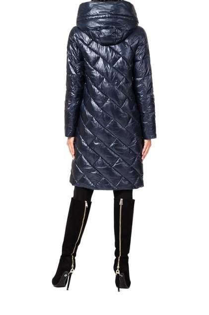 Пуховик-пальто женский WINTERRA 18-8539 зеленый 44
