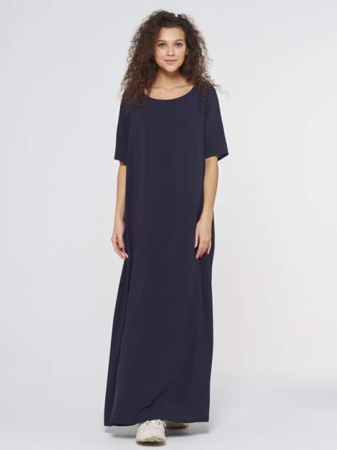 Женское платье VAY 201-3583, синий