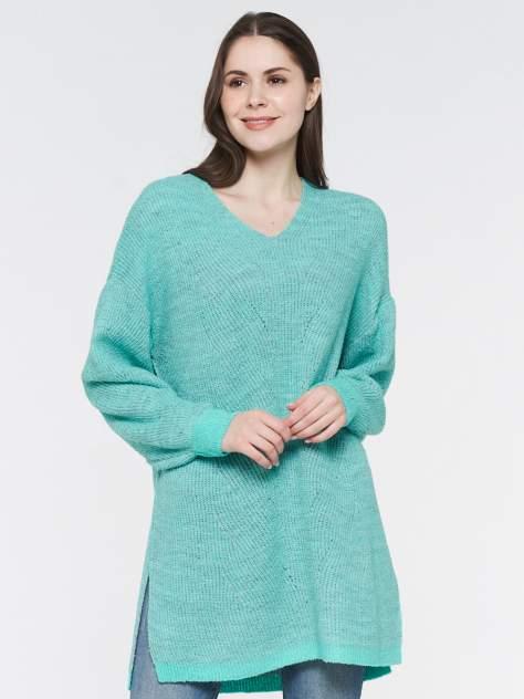 Пуловер женский VAY 192-4085 зеленый 54