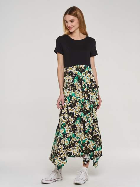 Платье женское VAY 201-3580 черное 54