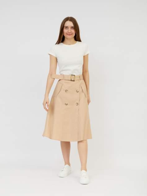 Женская юбка Zolla z02123787Z2631900, бежевый