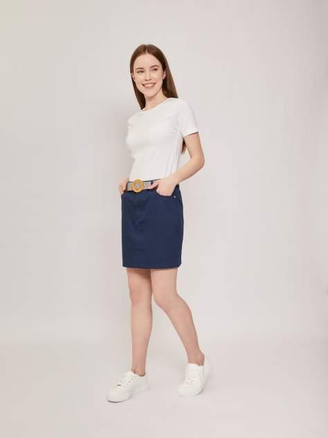 Женская юбка Zolla z2212378281325900, синий