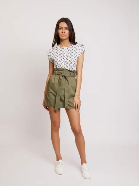 Женская юбка Zolla z0212478770137500, хаки