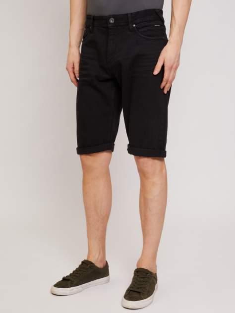 Джинсовые шорты мужские Zolla z01124728902199D0 черные 30