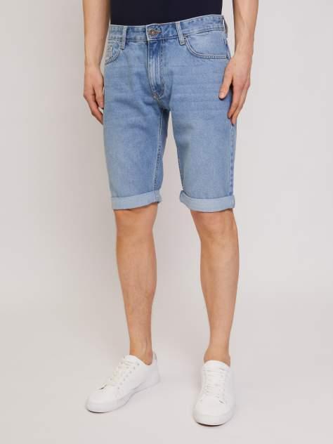 Джинсовые шорты мужские Zolla z01124723U01251D1 голубые 30