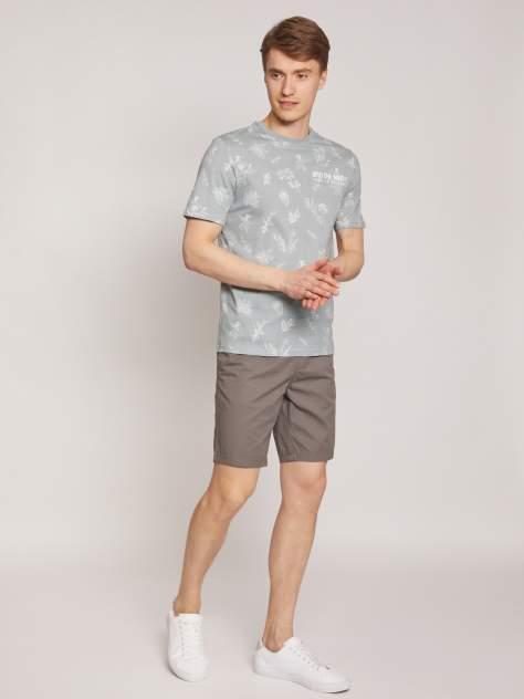 Повседневные шорты мужские Zolla z01123751F0129000 серые 34
