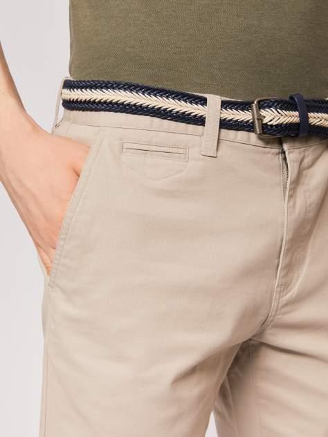 Повседневные шорты мужские Zolla z0112375661021000 бежевые 40