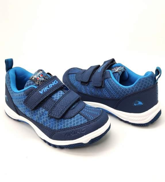 Детские кроссовки Viking Bryne 3-51355-574 синие р. 34