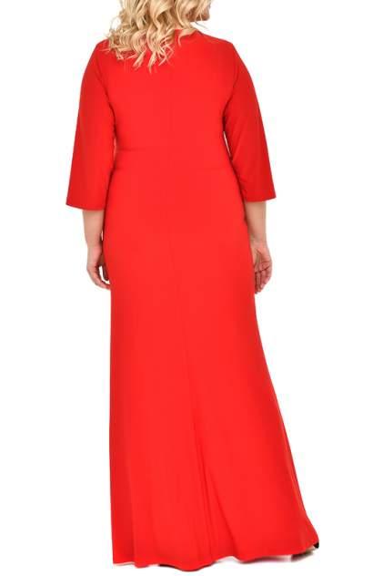 Платье женское SVESTA R613ROU красное 48 RU