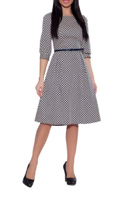 Платье женское EMANSIPE 238310714 синее 48 RU