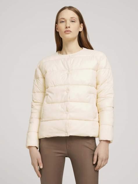 Куртка TOM TAILOR 1024552, белый