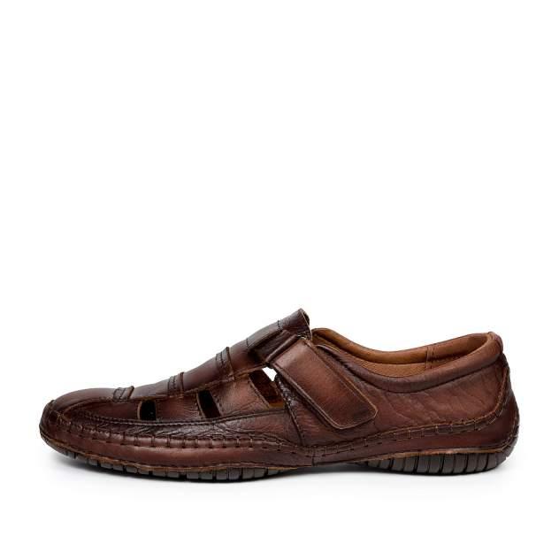 Мужские сандалии MUNZ SHOES 902-132-A2C1, коричневый