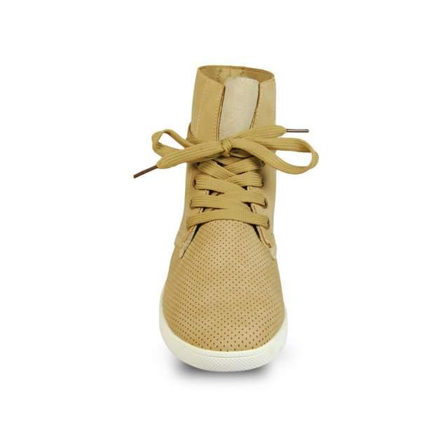 Ботинки женские Keddo 857335-08-06 бежевые 37 RU