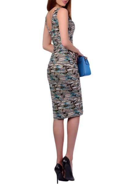 Платье женское FRANCESCA LUCINI F0644-8 белое 46 RU