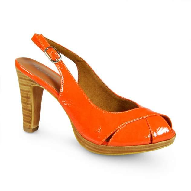 Туфли женские Tamaris 28340-20 оранжевые 40 RU