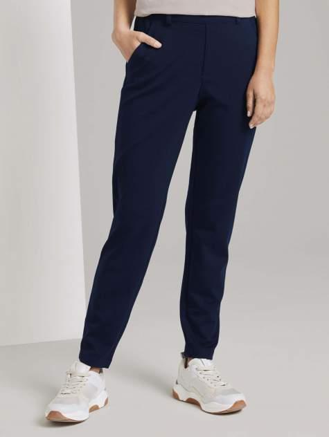 Женские брюки TOM TAILOR 1021175, синий