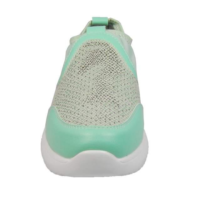 Кроссовки женские D`oro 8-07-02-03 зеленые 39 RU