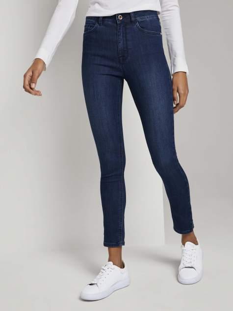 Женские джинсы  TOM TAILOR 1021262, синий