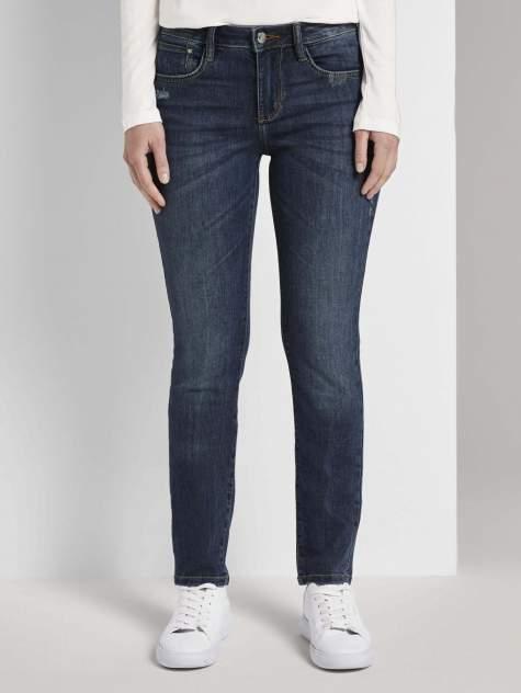 Женские джинсы  TOM TAILOR 1021196, синий