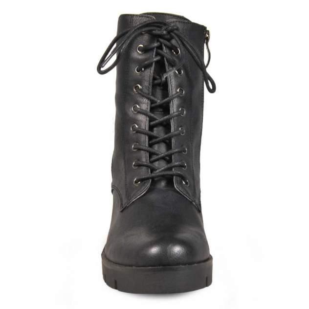 Ботинки женские Tamaris 25203-001 черные 39 RU