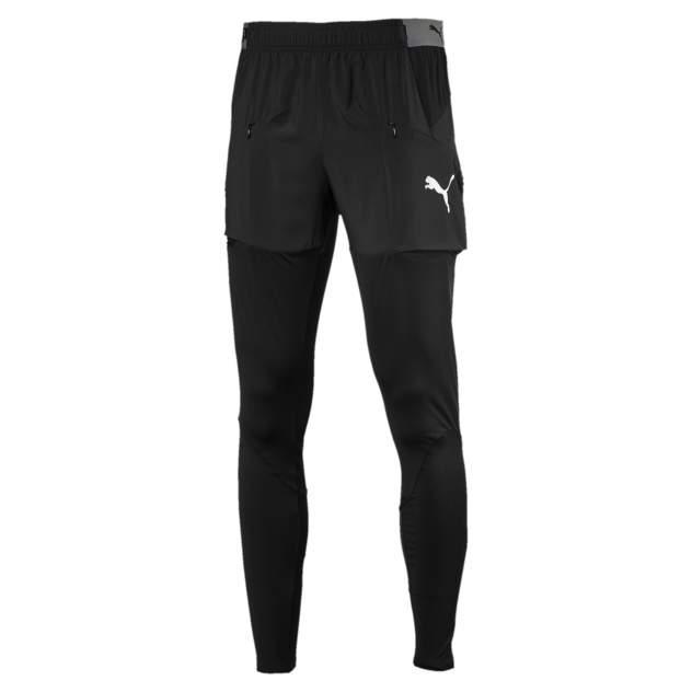 Спортивные брюки PUMA AC Milan PRO Pant WITH zipped pockets, черный