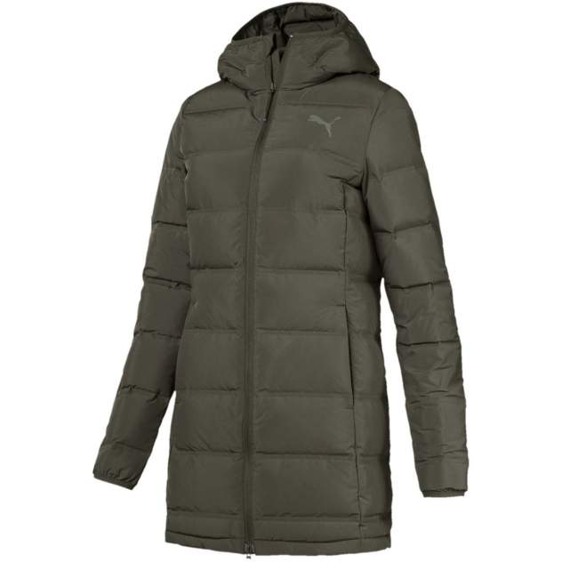 Спортивная куртка PUMA Downguard 600 Jacket, зеленый