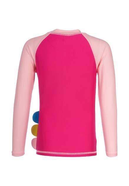 Джемпер купальный для девочек OLDOS, цв. розовый, р-р 92