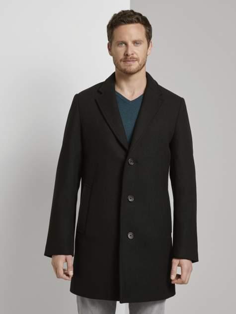 Мужское пальто TOM TAILOR 1020691, черный