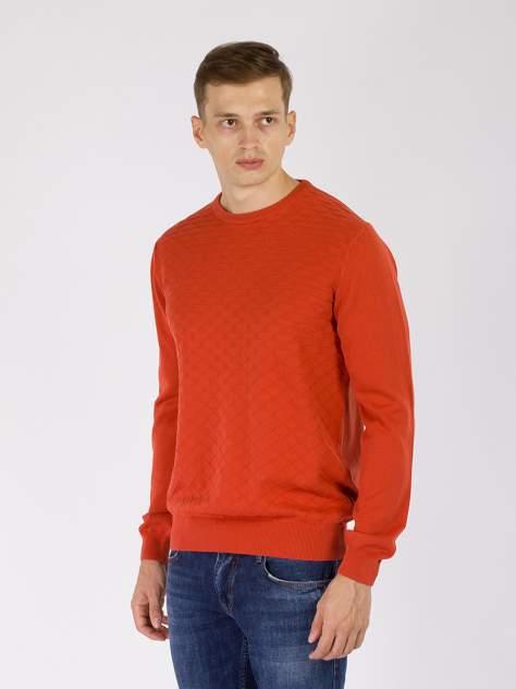 Джемпер мужской DAIROS GD69300864 оранжевый 3XL