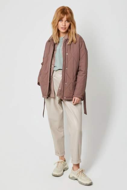 Куртка Sela 18030111100, коричневый