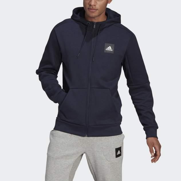Толстовка мужская Adidas MUST HAVES STADIUM синяя XL