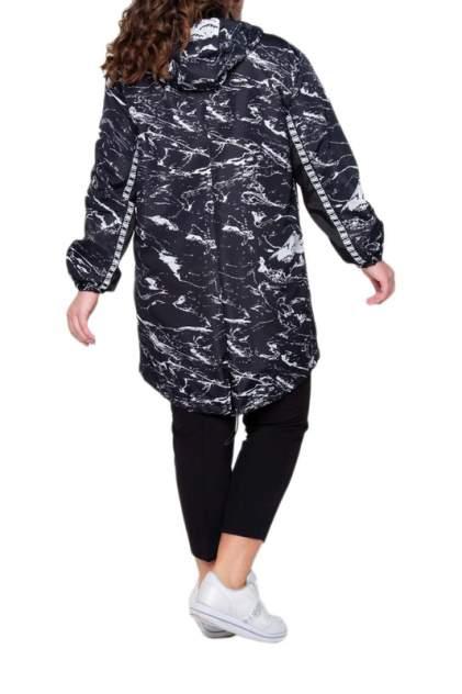 Куртка женская KR 7724 черная 62