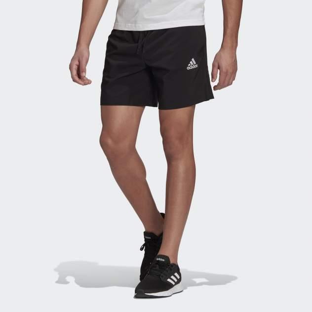 Шорты спортивныеAdidas GK9602, черный