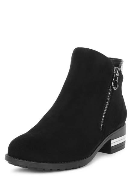 Ботинки женские T.Taccardi K0413MH-13A, черный